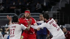 Дания и Унгария продължават да трупат победи на Световното