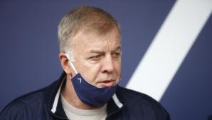 Сираков потвърди за трансфера на Иван Андонов и коментира ситуацията с Робърта
