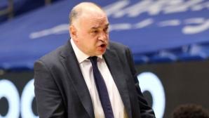 Треньорът на Реал: Отборът свърши страхотна работа