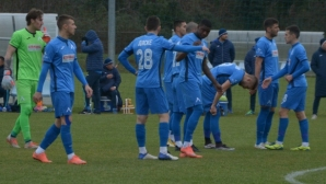 Левски 0:0 Подбескидзе