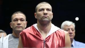 Тервел Пулев преди битката с Мероро