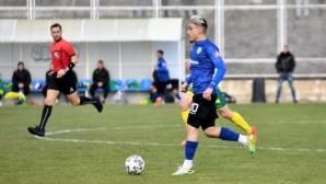Ефектен гол на Илиан Илиев носи втора победа на Черно море