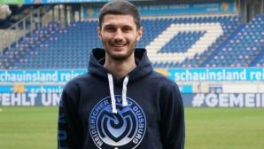 Стефан Велков остава в Германия, дебютира часове след подписа си