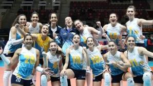 Емилия Димитрова заби 22 точки, ПТТ с 13-а победа в Турция