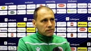 Миро Живков: Справихме се в трудна ситуация без двама основни играчи