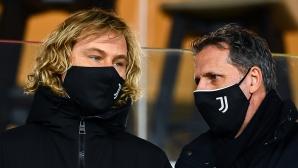 Паратичи: Ювентус няма нужда от нови футболисти