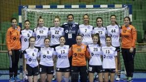 Шампионът Бъки победи Сливница в женското хандбално първенство (видео)