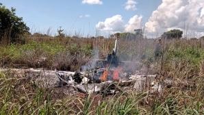 Кошмар! Поредна самолетна катастрофа със загинали футболисти