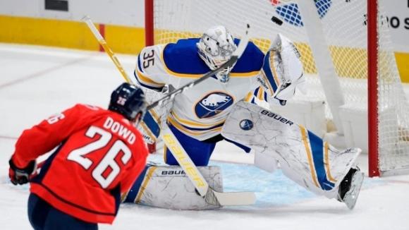 Бъфало победи Вашингтон след дузпи в НХЛ