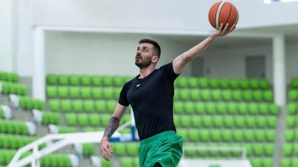 Станимир Маринов се завръща на терена