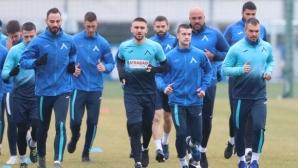 Левски взима двама нови, Стоянович иска още попълнения
