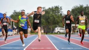 Болинг оглави световната ранглиста за сезона на 400 метра