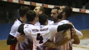 Дея спорт нанесе първа загуба на Черноморец