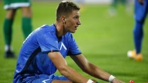 Андриан Краев тренира самостоятелно в България