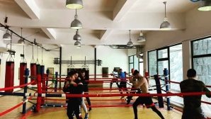 Боксовите национали тренират на Белмекен