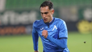 Матео Стаматов тренира на пълни обороти