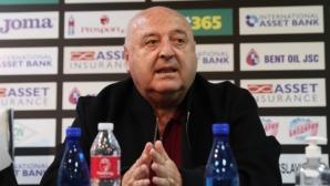 Венци Стефанов: По-добре някое българче, отколкото футболисти от Бонго и Конго