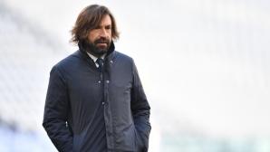 Пирло предупреди: Юве може да последва съдбата на Байерн и Реал М