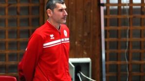 Сашо Попов: Купата на България не ни е цел (видео)