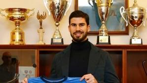 Oфициално: Левски подписа договор с Начо Монсалве