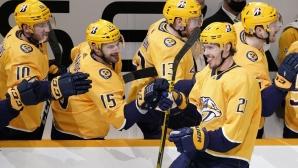 Ванкувър разгроми Отава в НХЛ