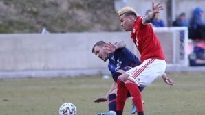 Титулярите на ЦСКА-София играят по 60 минути и с Пирин