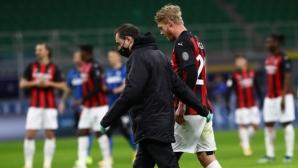 Стълб в защитата на Милан аут за поне 2 седмици