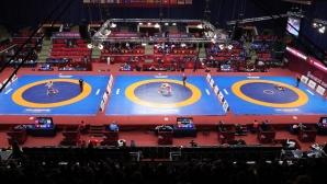 Световната борба ще премира най-добрите в рейтингови състезания