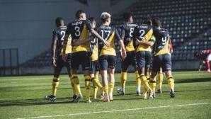 След голов трилър Монако стигна до седма поредна победа (видео)