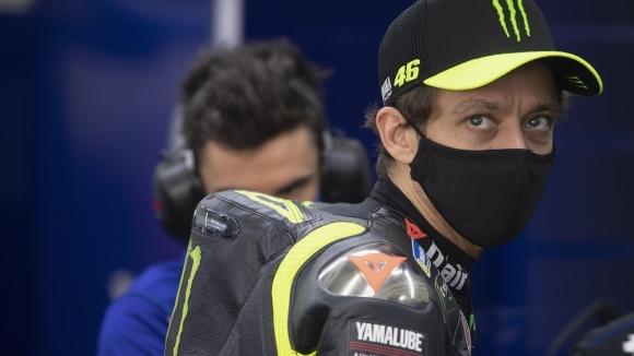 Валентино Роси ще вземе решение дали да продължи кариерата си, след 6-7 състезания