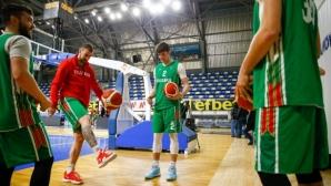 Зад кулисите на контролата България – Рилски спортист (галерия)