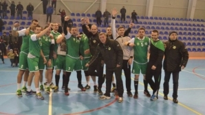 Пирин-64 се върна на върха в хандбалното първенство