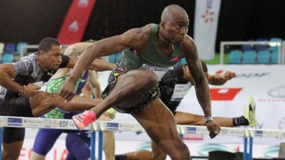 Фалстартове провалиха опита на Холоуей за световен рекорд, американка със 7.08 сек на 60 м