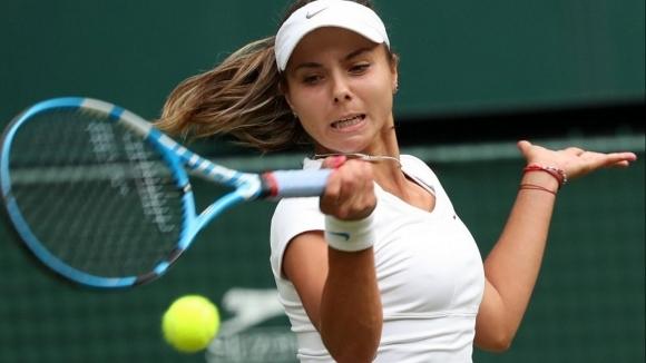 Виктория Томова е на 1/4-финал в Германия
