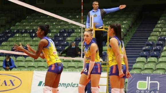 Програма за 1/4-финалите за Купа на България по волейбол за жени