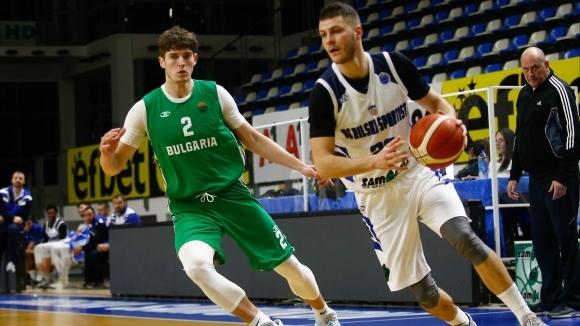 Преди мача с Латвия: Сравниха Константин Костадинов с НБА звезда (видео)