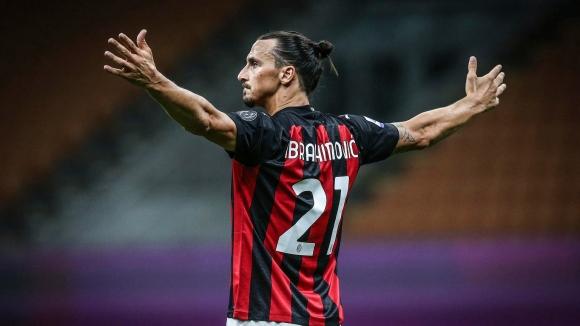 Берлускони посъветва Ибрахимович да остане в Милан до края на кариерата си