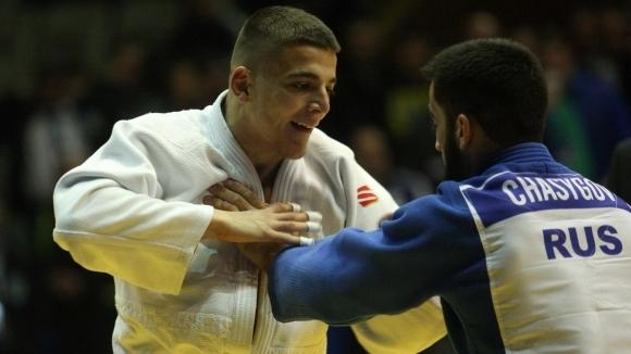 Герчев и Темелков с поражения на Големия шлем по джудо в Тел Авив