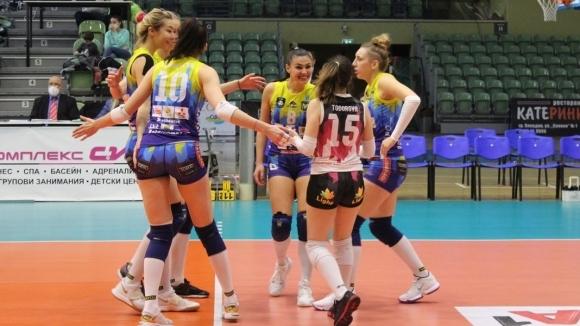 Шампионките с три поредни мача във Варна следващата седмица