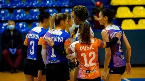 Гергана Димитрова и Мария Йорданова на полуфинал за Купата на Румъния