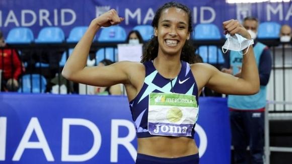 Мария Висенте подобри женския рекорд на Испания в петобоя