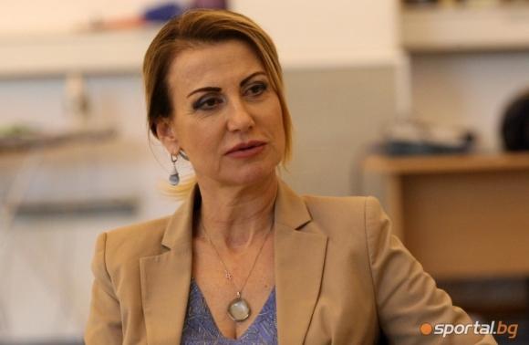 Илиана Раева е доволна от представянето на гимнастичките в Москва