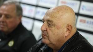 БФС наказа тежко Венци Стефанов, Бодуров изгърмя за 7 мача