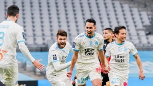 Марсилия изстрада първа победа от дълго време след голов трилър с Ница (видео)