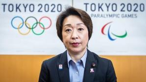 Жена пое организацията на Игрите в Токио 2020