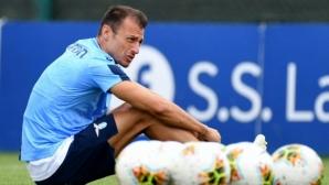 Защитник на Лацио претърпя операция