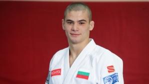 Олимпийски шампион спря победния ход на Марк Христов на Големия шлем в Тел Авив