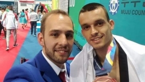 Националите по таекуондо мерят сили в турнир с топатлети, българин с престижен пост в европейското съдийство