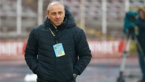 Илиан Илиев: Равностоен мач, но много лесно се свиреха нарушения
