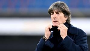 Германия няма да уволнява Йоахим Льов, дори при отпадане в груповата фаза на Евро 2020